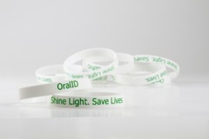 Oral Cancer detection wristbands