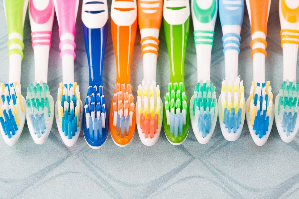 toothbrushes for dentist fairfield